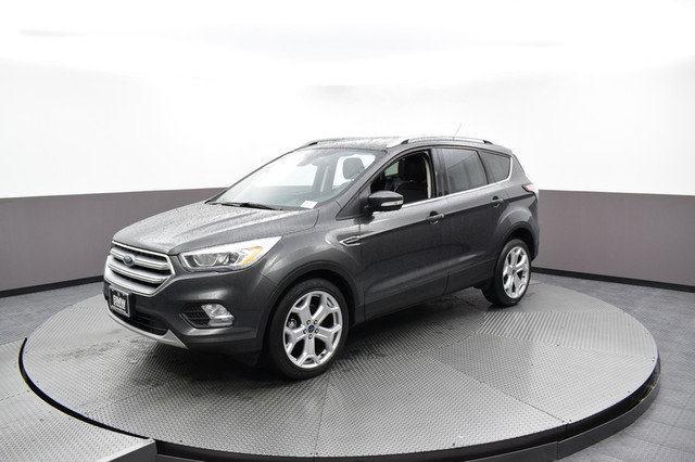 Pre-Owned 2017 Ford Escape TITANIUM *LEATHER*NAV*BACK UP CAMERA*FULLY LOADED