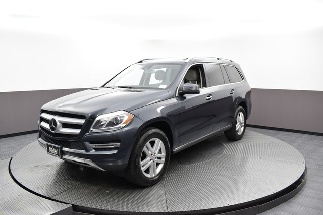 Pre-Owned 2016 Mercedes-Benz GL450 **LEATHER**NAV**MOONROOF**BACK UP CAMERA**