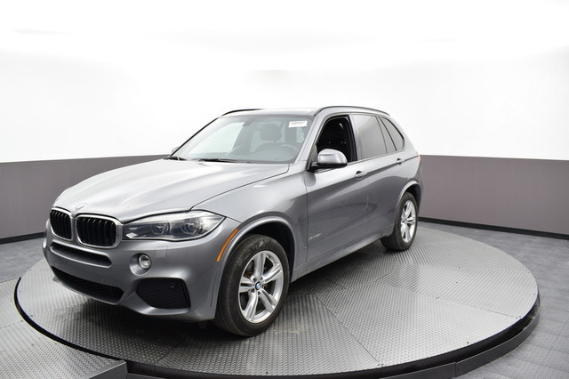 Pre-Owned 2016 BMW X5 *LEATHER*M SPORT*MOONROOF*LOADED
