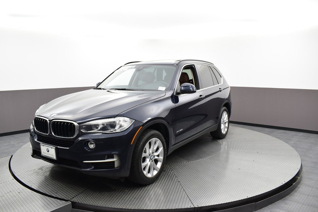 Pre-Owned 2016 BMW X5 DIESEL *3RD ROW*LEATHER*NAV*BACK UP CAMERA*FULLY LOADED*