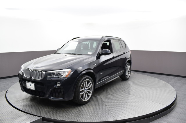 Pre Owned 2017 Bmw X3 Xdrive35 M Sport Leather Driver T Pkg