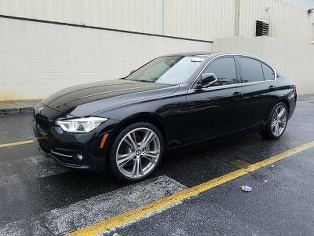 Pre Owned 2016 Bmw 3 Series 340i Sedan In Annapolis Gk384357 Mini