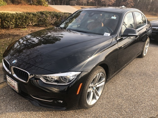 Pre Owned 2018 Bmw 3 Series 328d Xdrive 4dr Car In Annapolis