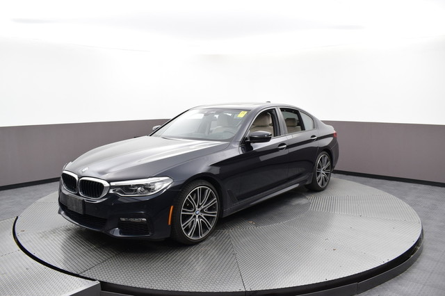 Pre-Owned 2018 BMW 5 Series 540i xDrive