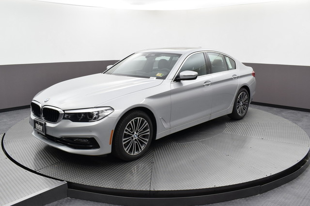Pre Owned 2018 Bmw 5 Series 540i Xdrive 4dr Car In Annapolis