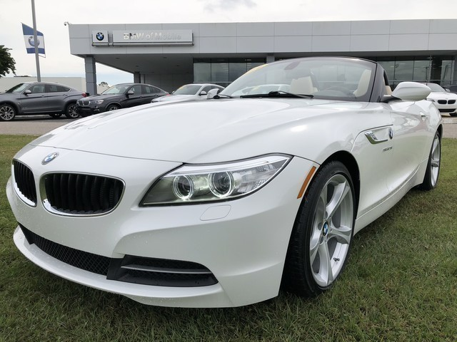 Pre Owned 2014 Bmw Z4 Sdrive28i Coupe In Annapolis Ep556632 Mini