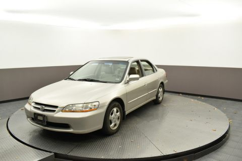 Pre-Owned 1998 Honda Accord Sdn EX