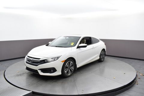 Pre-Owned 2018 Honda Civic Coupe EX-T
