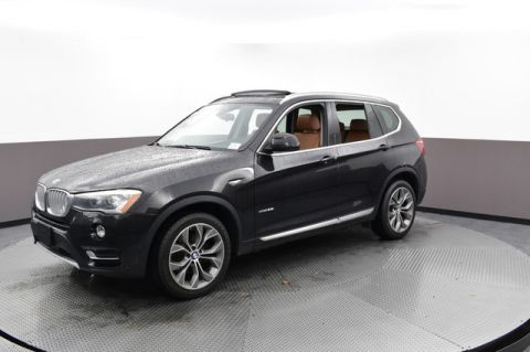 Pre-Owned 2015 BMW X3 **LOADED**X LINE*LEATHER*BACK UP CAMERA*