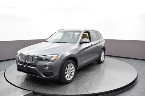 Pre-Owned 2017 BMW X3 *DRIVING ASST PACKAGE**MOONROOF**BLUETOOTH**CAMERA