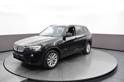 Pre-Owned 2017 BMW X3 **DRIVER ASST PKG**HEATED SEATS**