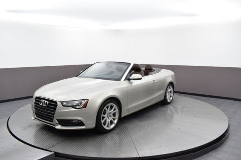 Pre-Owned 2013 Audi A5 Premium Plus