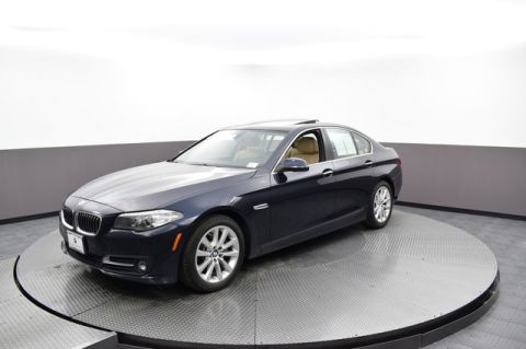 Pre-Owned 2016 BMW 535I xDRIVE **NAV**LEATHER**PREMIUM PACKAGE**COLD WEATHER PACKAGE**