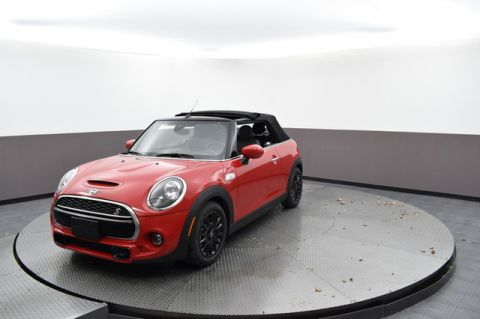 Pre-Owned 2020 MINI Convertible Classic